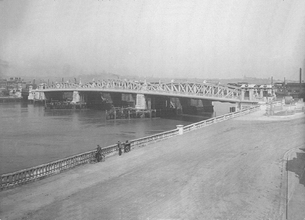 Rochester Bridge and Esplanade After Reconstruction.