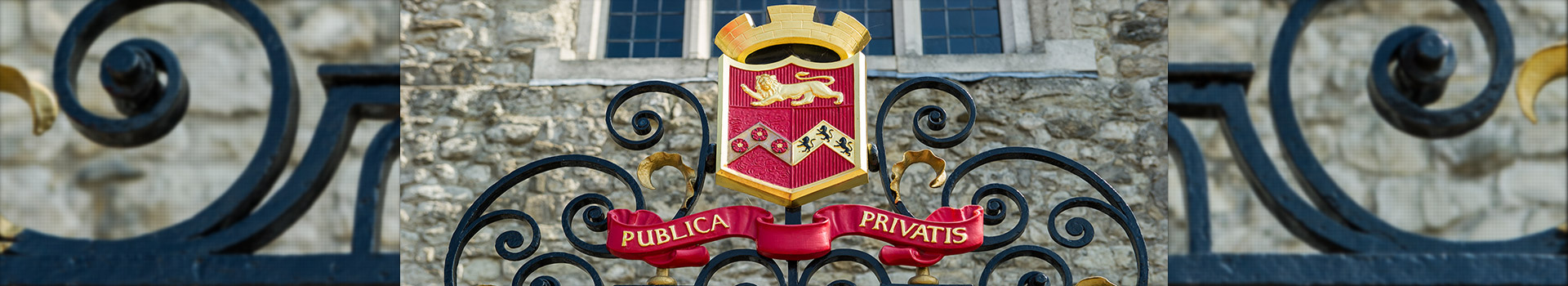 Chapel Crest Banner 1