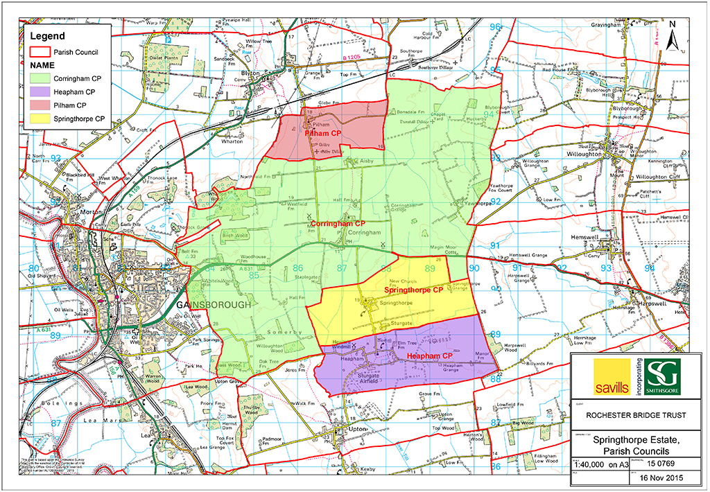 Springthorpe Parish Councils