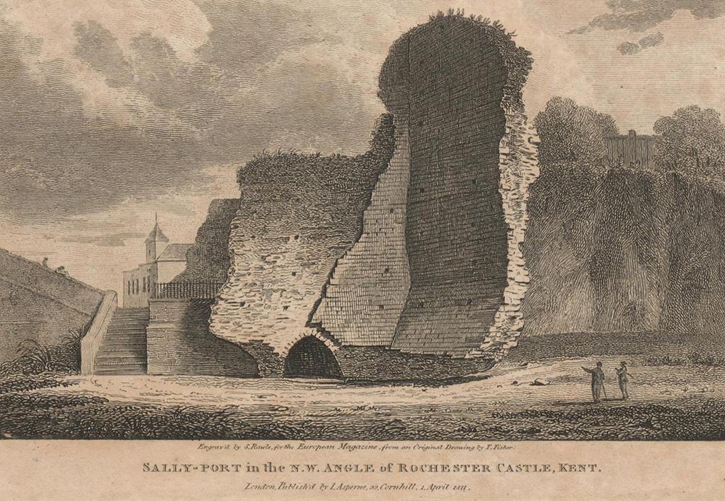 Castle before Esplanade 1