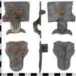 Anglo-Saxon woman