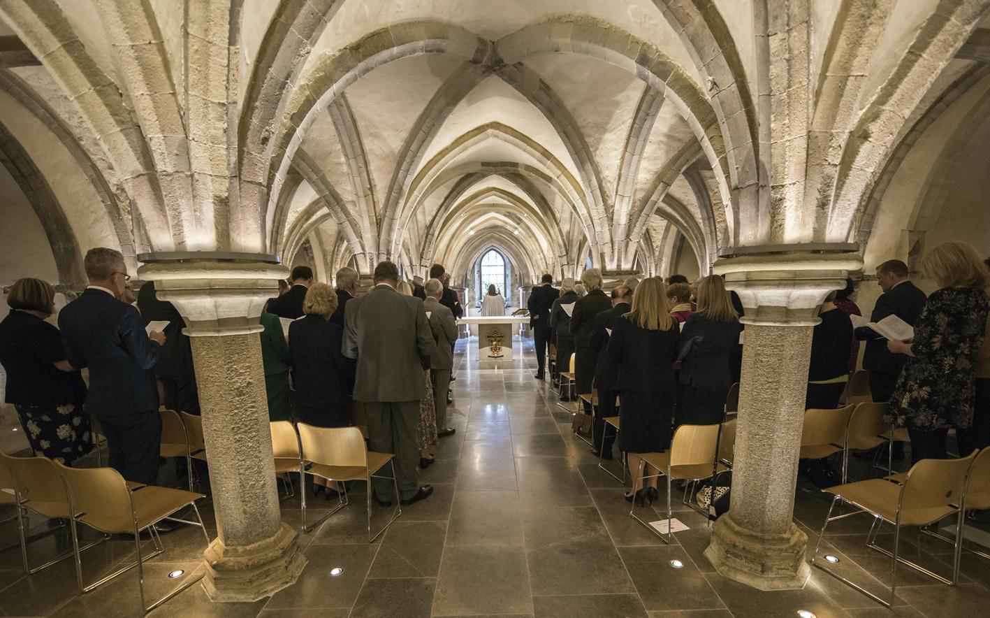 Congregation chapel 2