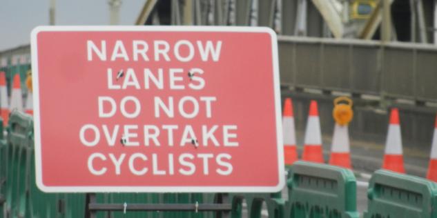 do not overtake 1