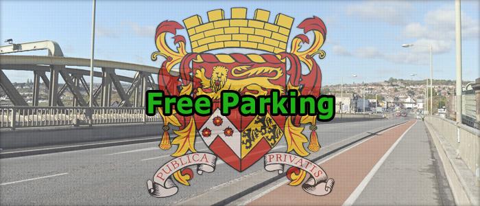 Traffic Free Parking 1