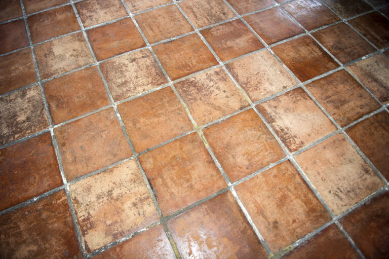The tiled floor was reinstated during the 1937 rebuild, and tiles were used which would have been very similar to those used in medieval churches and chapels.