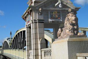 Old Bridge Portico 1